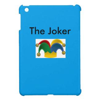 A Joker's hat blue savvy glossy iPad case