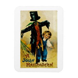 A Jolly Halloween Magnet