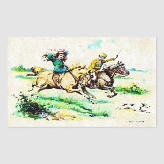 A Jolly Ride Sticker