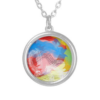 A Journey in the Storm Necklace