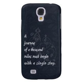 A Journey Zen Proverb Galaxy S4 Case