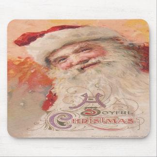 A Joyful Christmas Mouse Pad