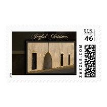 A Joyful Christmas Postage Stamp