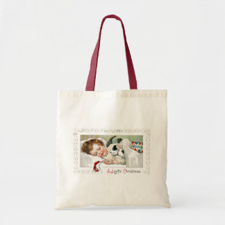 A Joyful Christmas Tote Bag