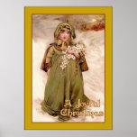 A Joyful Christmas ~ Vintage Christmas Print