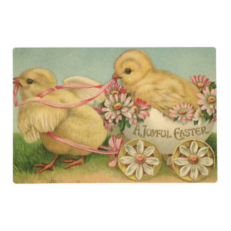 A Joyful Easter Placemat