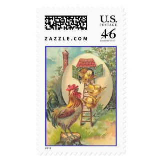 A Joyful Easter stamp