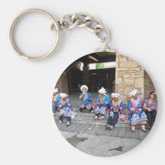 A Joyful Life Keychain