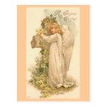 A Joyous Easter Angel Post Card
