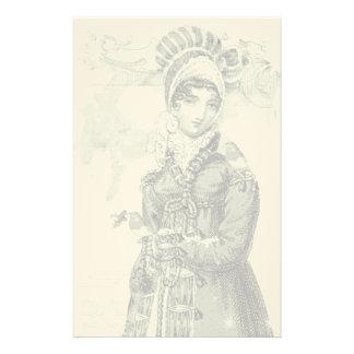 A joyous Noel Jane Austen Inspired Alt colourway Stationery