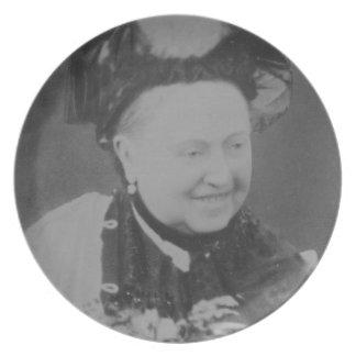 A Jubilee Portrait of Queen Victoria (1819-1901) L Dinner Plate