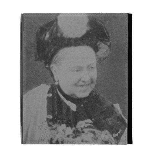 A Jubilee Portrait of Queen Victoria (1819-1901) L iPad Folio Cases