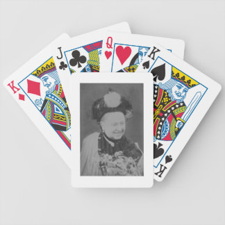 A Jubilee Portrait of Queen Victoria (1819-1901) L Playing Cards