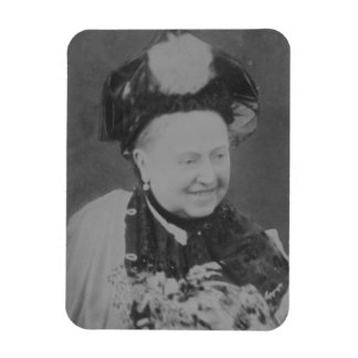A Jubilee Portrait of Queen Victoria (1819-1901) L Rectangular Photo Magnet