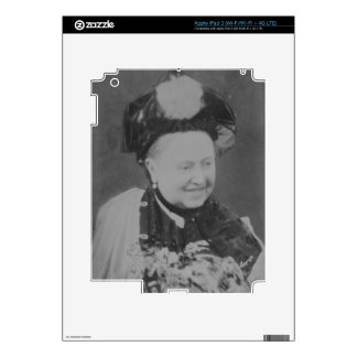 A Jubilee Portrait of Queen Victoria (1819-1901) L Decal For iPad 3