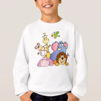A Jungle Animals Sweatshirt