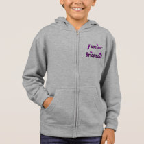 A Junior Bridesmaid Simply Love Hoodie