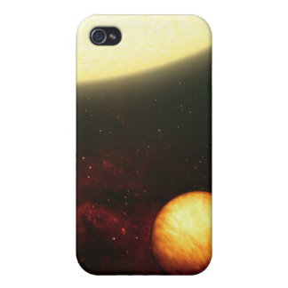 A Jupiter-like planet iPhone 4/4S Cover