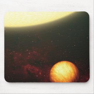 A Jupiter-like planet Mouse Pad
