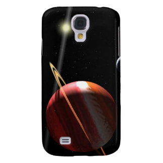 A Jupiter-mass planet orbiting the nearby star Samsung Galaxy S4 Cover