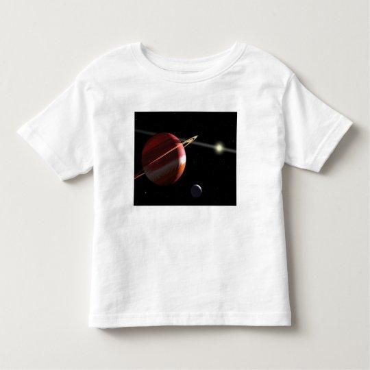 A Jupiter-mass planet orbiting the nearby star Toddler T-shirt
