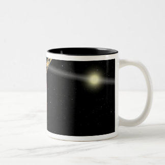 A Jupiter-mass planet orbiting the nearby star Two-Tone Coffee Mug