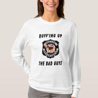 A K9 Police Dog T-Shirt