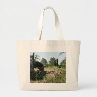 A Kansas Roadside Tote Bag