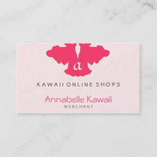 Japanese Kawaii Business Cards Zazzle