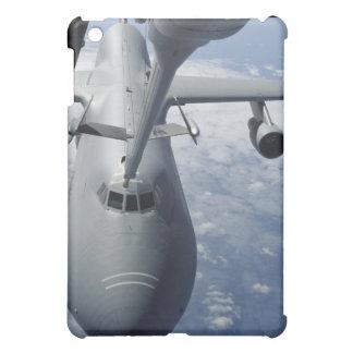 A KC-10 Extender prepares to refuel a C-5 Galax iPad Mini Cases