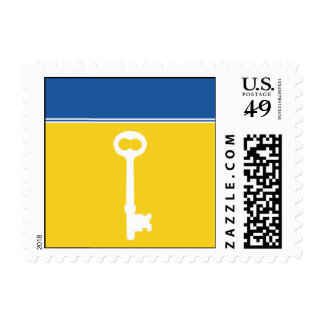A Key Or Two Postage Stamp