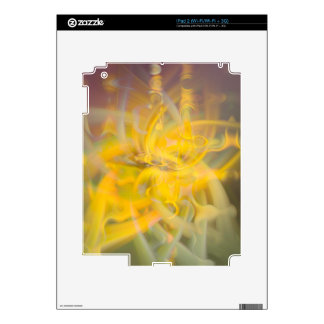 A Kinder, Gentler Abstract Decals For iPad 2