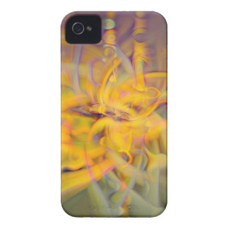 A Kinder, Gentler Abstract on Drugs iPhone 4 Case
