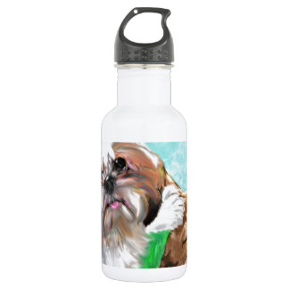 a kindness is done Painting.jpg Stainless Steel Water Bottle