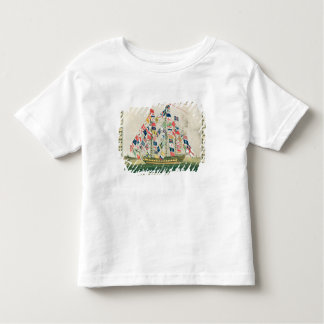 A King's Ship Toddler T-shirt