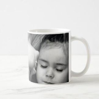 A Kiss For O Classic White Mug 1