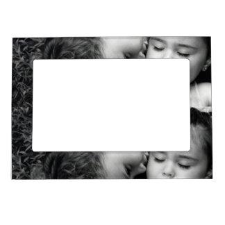 A Kiss For O Frame Magnet