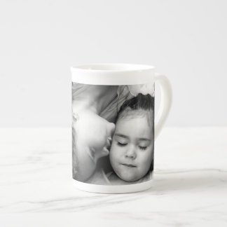 A Kiss For O/Sisters Forever Bone China Mug