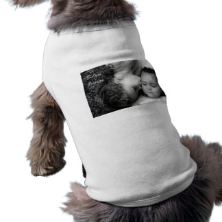 A Kiss For O/Sisters Forever DoggieRibbed Tank Top