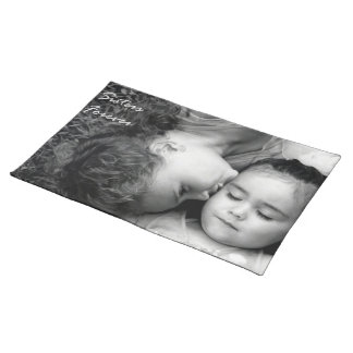 A Kiss For O/Sisters Forever Placemat Cloth Placemat