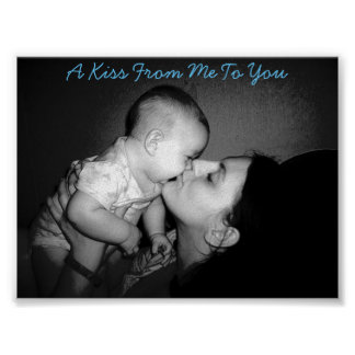 A Kiss From Me To You Poster