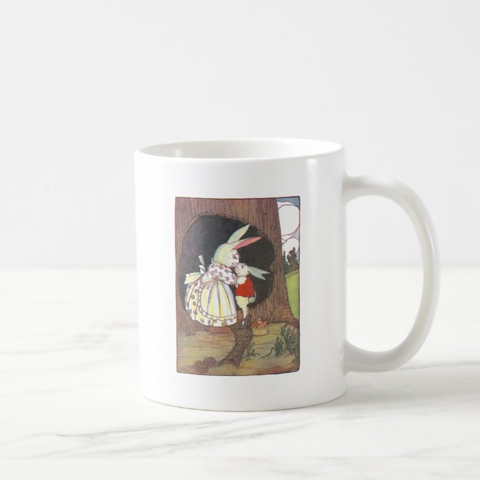 A Kiss from Mother Rabbit Coffee Mug