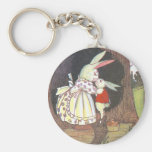 A Kiss from Mother Rabbit Key Chain