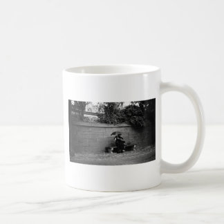 A Kiss in the Rain Coffee Mugs