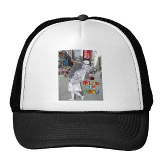 A Kiss in Time Trucker Hat