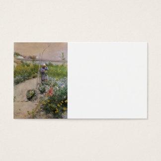 A Kitchen Garden Business Card