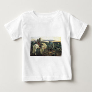 A Knight at the Crossroads Baby T-Shirt