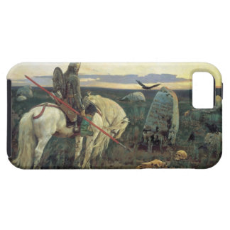 A Knight at the Crossroads iPhone 5 Cases