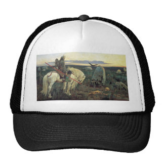 A Knight at the Crossroads Trucker Hat