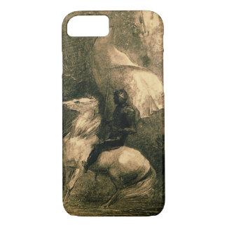 A Knight, c.1885 iPhone 8/7 Case